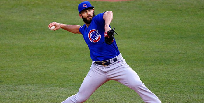 Arrieta Looks to Replicate No-Hit Magic vs. Reds Monday