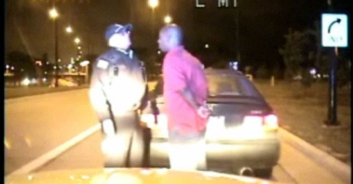 Does Video Catch Cop in a Lie?