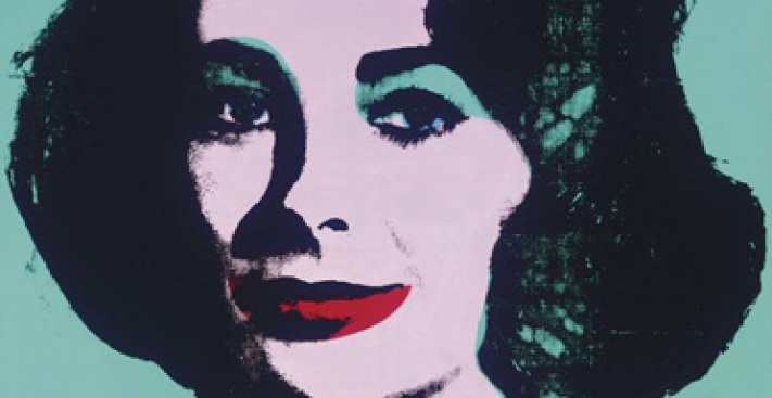 Warhol's Liz Taylor Portrait May Fetch $30M