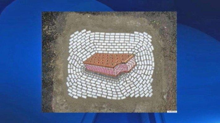 Artist Turns Potholes Into Street Art