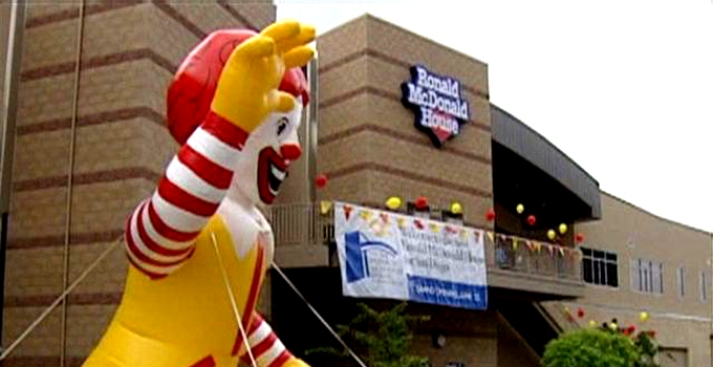 Group to McDonald's: Retire Ronald