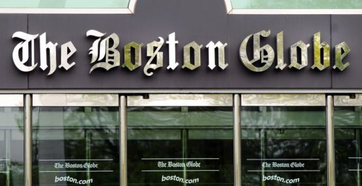 Times Puts Boston Globe on The Block