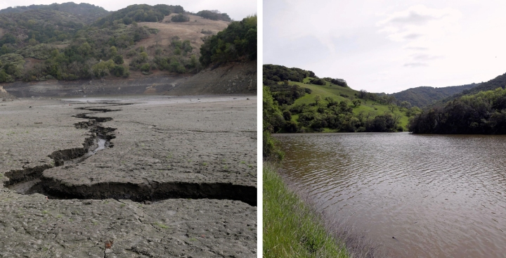 California Drought Ends In Nearly One-Fourth Of The State: Feds
