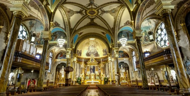 Chicago's St. John Cantius Voted Most Beautiful Church in America
