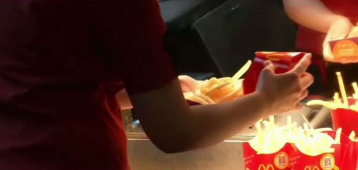 [CHI] Baldness Cure in McDonald's Fries?