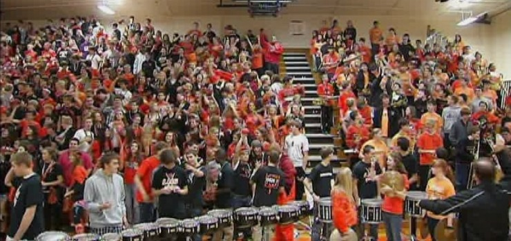 PHOTOS: Libertyville H.S Prep Destination