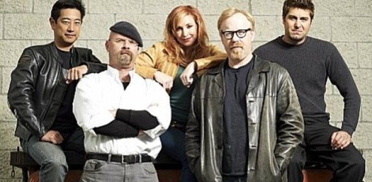 "Mythbusters to Open ""Explosive"" Exhibit in Chicago"