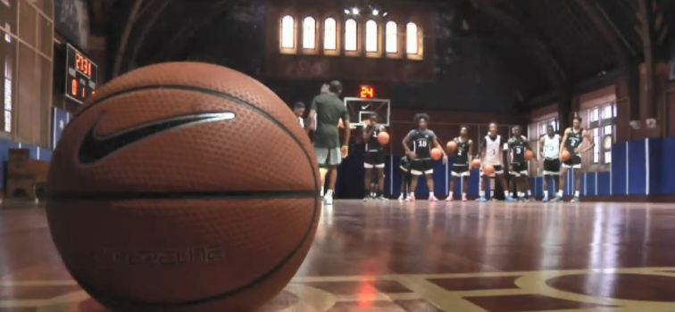 Nike Transforms Abandoned Chicago-Area Church Into Basketball Court