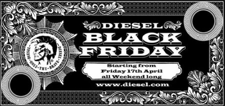 Diesel Hits the Black Market