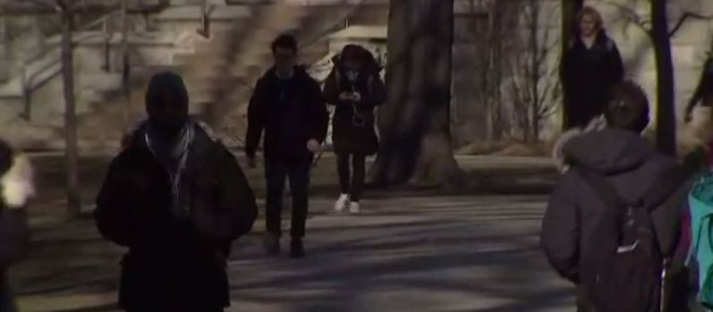 Northwestern Students React to Hoax