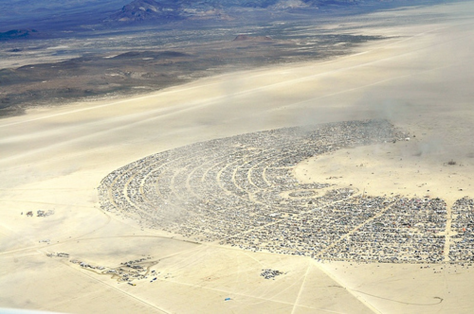 Burning Man Staffer Dies on Site Ahead of Festival