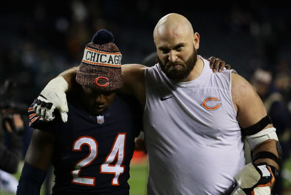 Bears Lose to Eagles on Heartbreaking Final Play