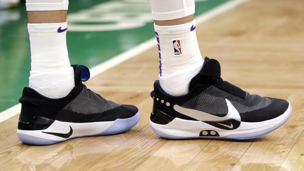 f0818297b10 Future Is Now  Nike s Next Self-Lacing Shoe Hitting Shelves