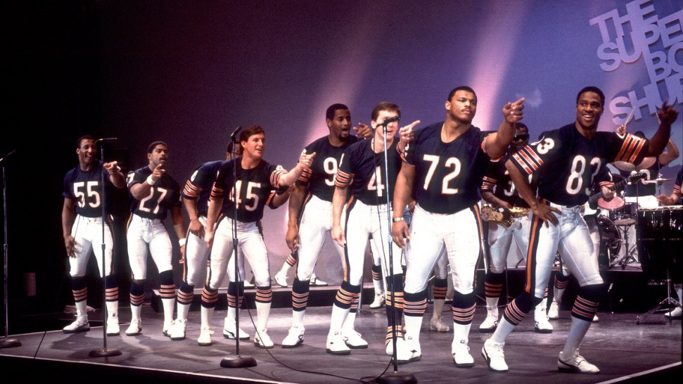 purchase cheap 2b87b 99fc4 Bears' Super Bowl Shuffle Video Turns 30 Years Old Today ...