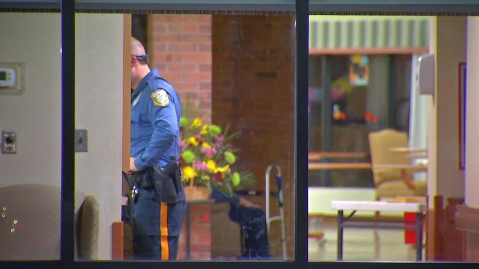 Mom Son Dead In Murder Suicide At Nj Nursing Home Cops