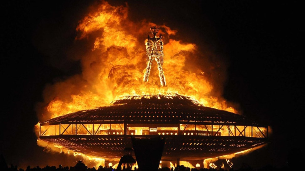'The Problem is Worse Than Past Years:' Bugs Crash Burning Man