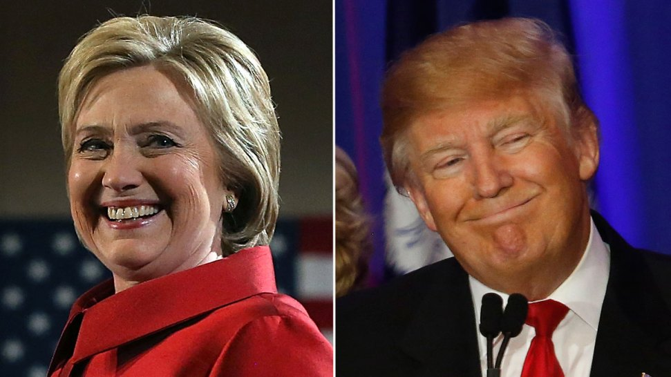 Poll: Clinton, Trump Lead in Illinois