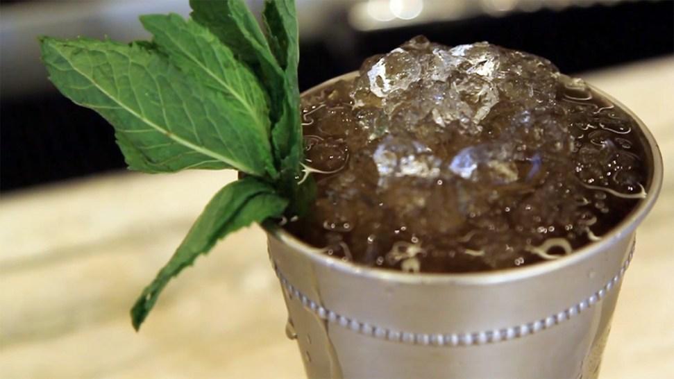 how to make a mint julep kentucky derby
