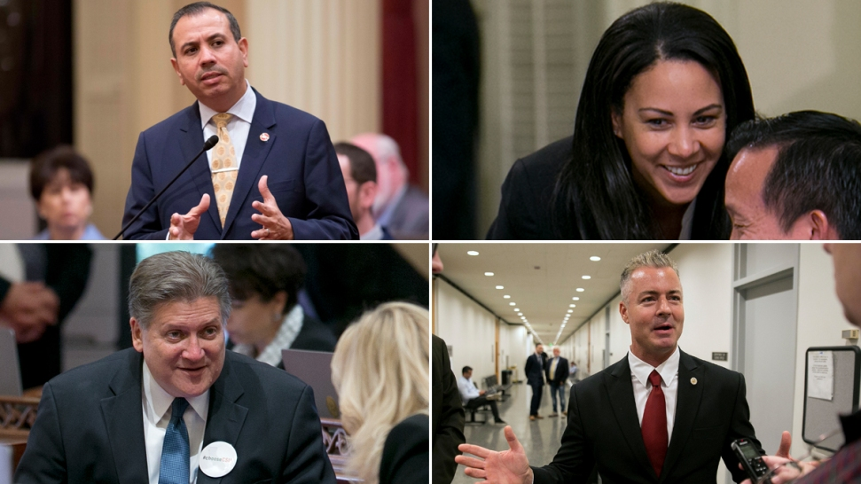 4 California Lawmakers Accused of Misconduct; None Punished