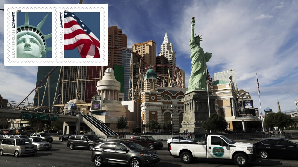 Wrong Statue Of Liberty On Stamp To Cost Us Postal Service 3 5m