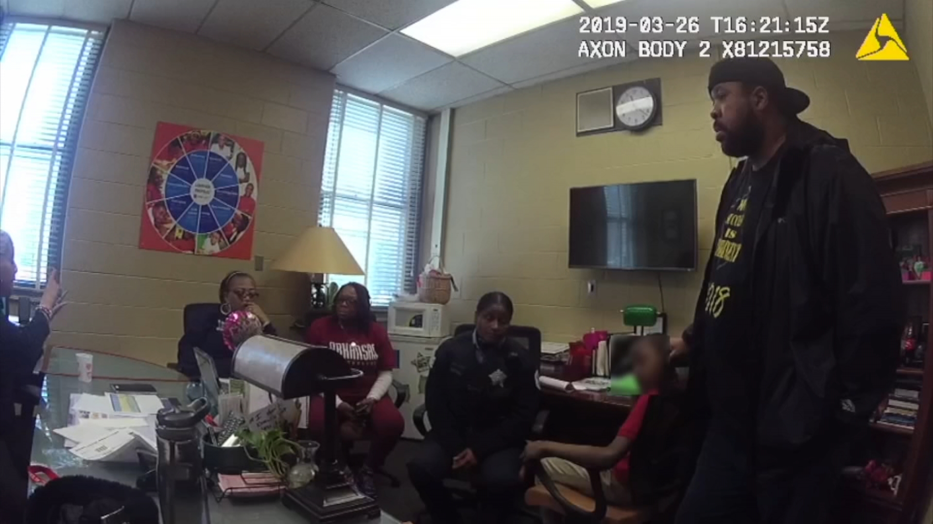 Principal Allegedly Lied After Kid Forced Out of School