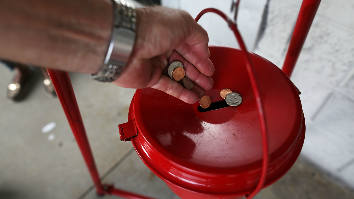 Salvation Army to Accept Smartphone Donations at Red Kettles