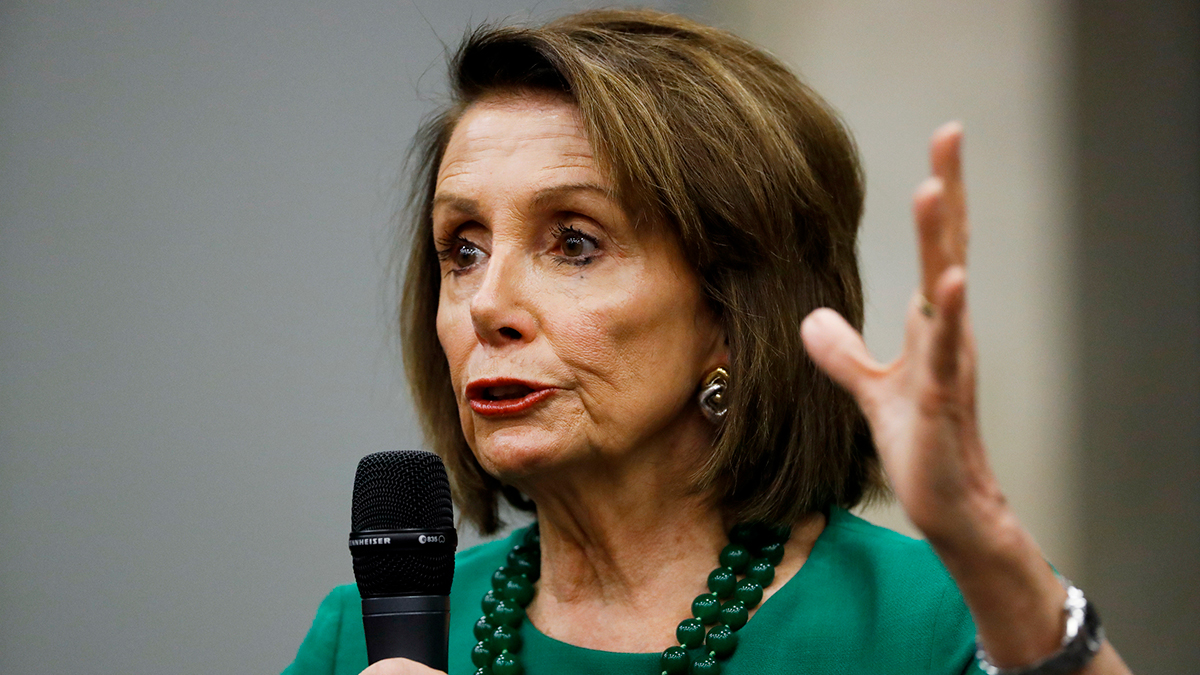 Doctored Pelosi Videos Offer a Warning: The Internet Isn't Ready for 2020