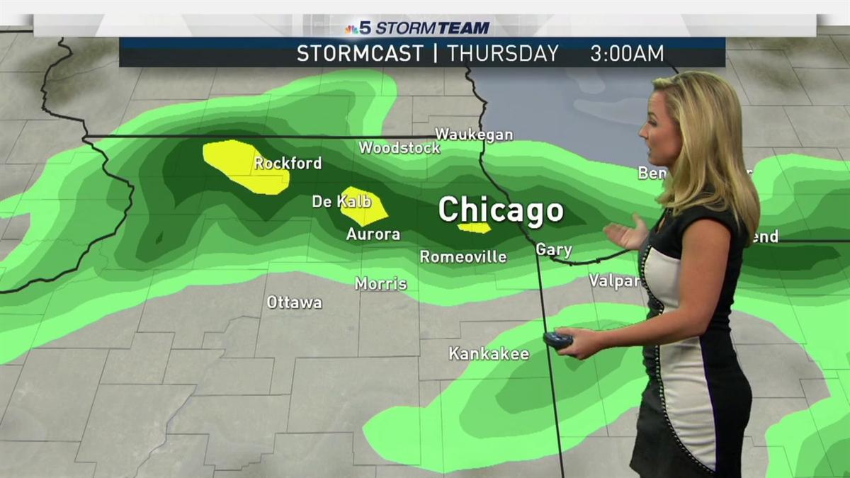 Forecast: Scattered Showers - Chicago news - NewsLocker
