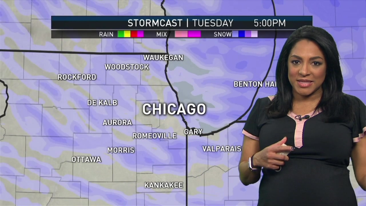 Chicago Weather Forecast: Wind Advisory Takes Effect