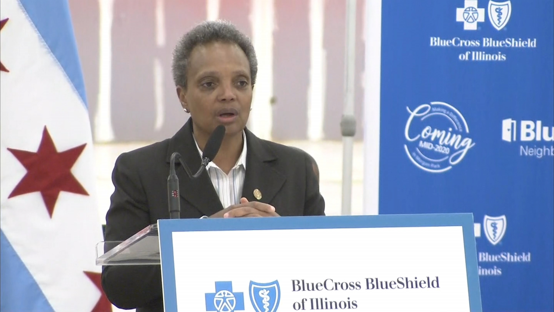 Lori Lightfoot Addresses Rumors on Supt. Johnson's Retirement