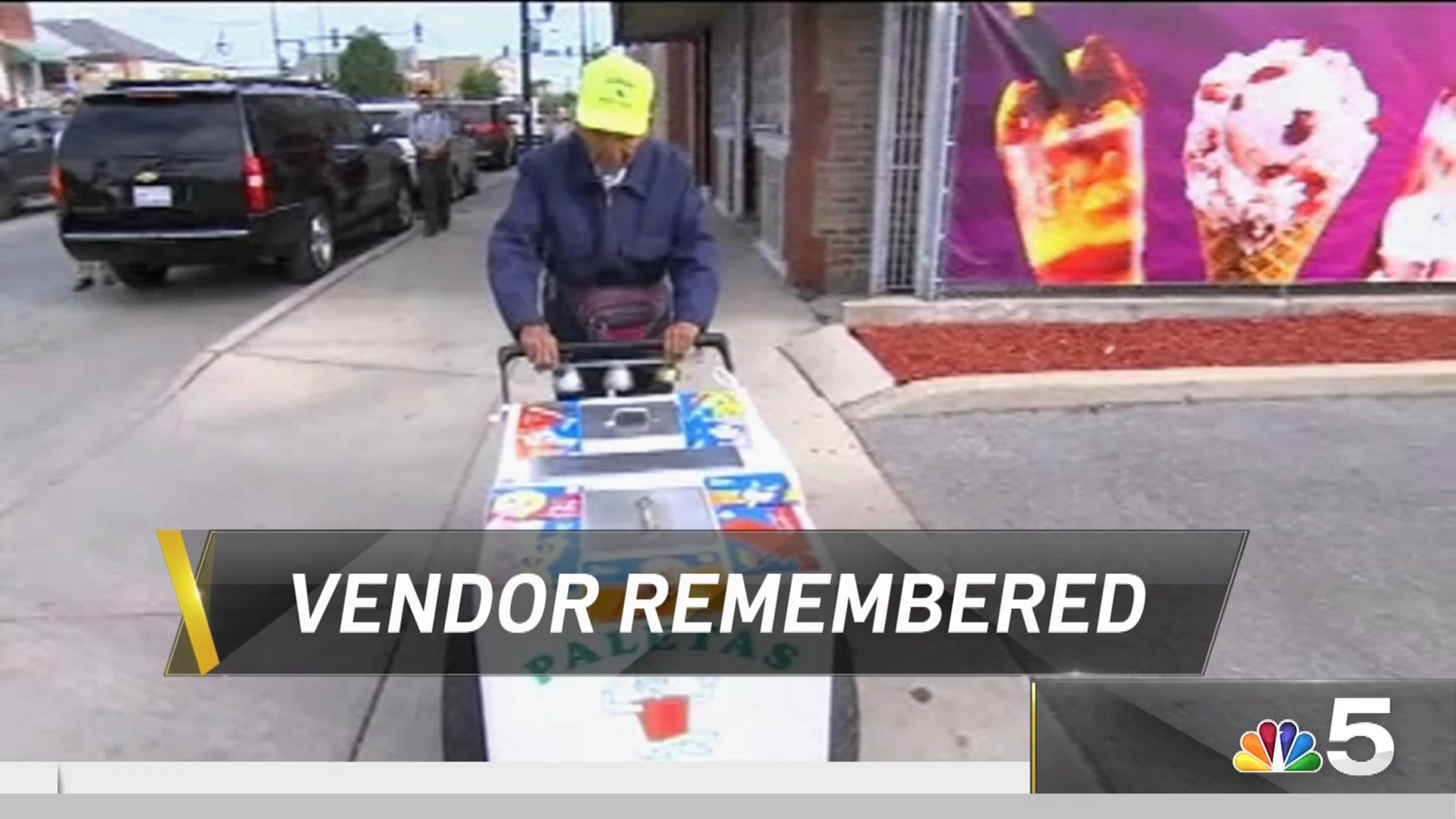 The Rundown: Vendor Remembered, Alligator Robb, Holiday Cups
