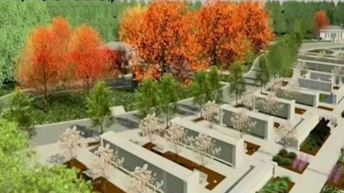 Crowd Meets Over Proposed Veterans Cemetery Location