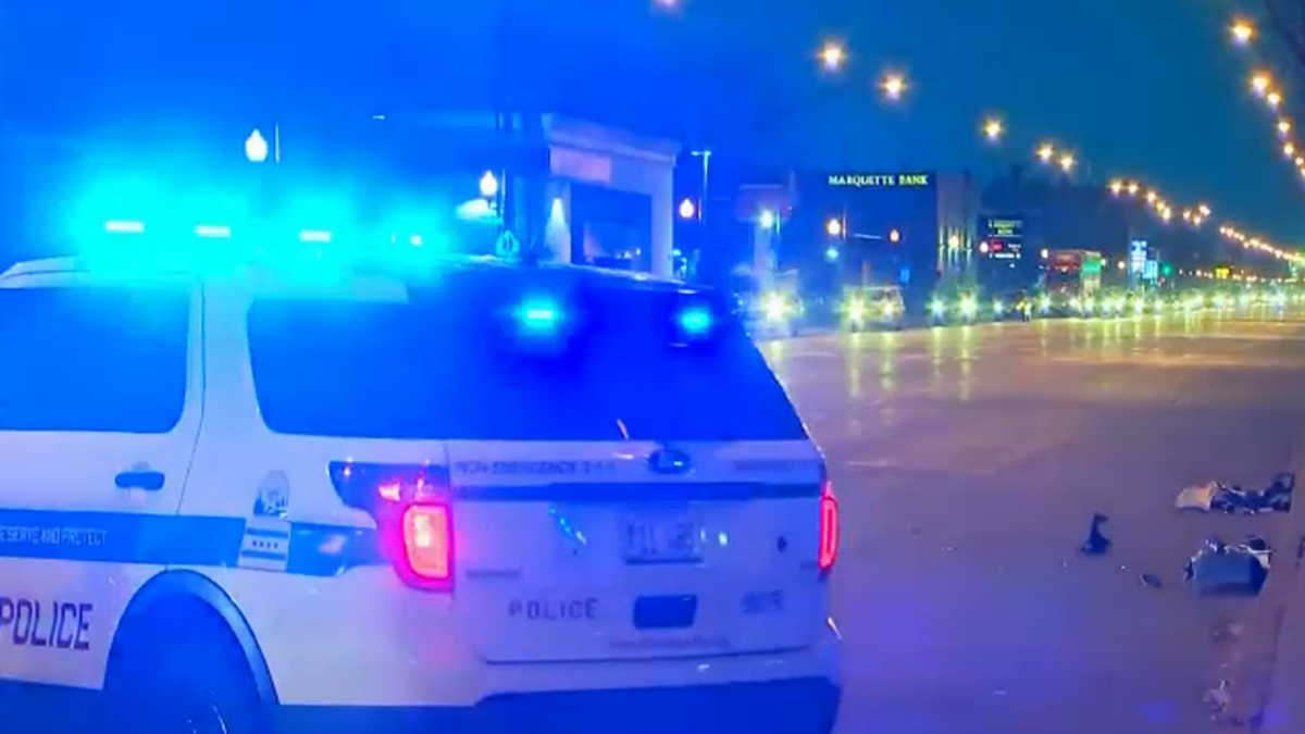 Man Killed in West Lawn Motorcycle Crash - Chicago news