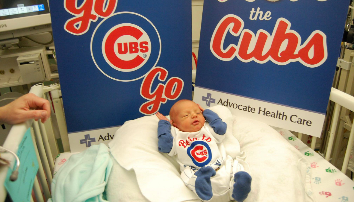 photos cubs, indians most adorable fans competition  ~ Wand Tv Cubs