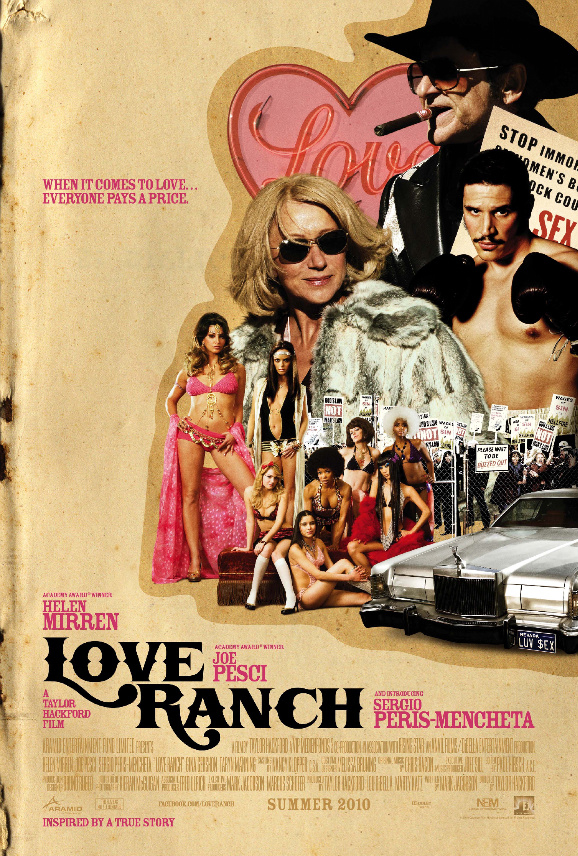 """Love Ranch"" Open for Business June 30"