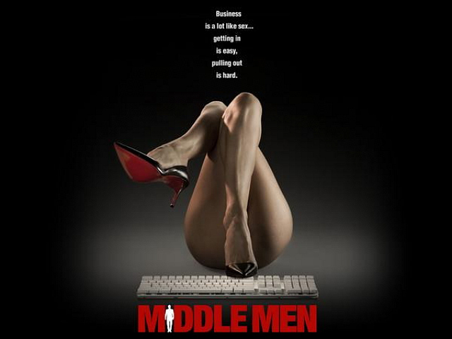 "Internet Porn Saga ""Middle Men"" Bought By Paramount, Out Soon"
